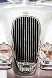 1952 Jaguar XK 120 Close Up Stock Images