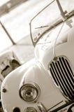 1955 Jaguar XK 140 DHC Stock Images