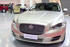 Jaguar XK samochód. Obrazy Stock