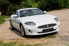 Jaguar XK 2012 Stock Images
