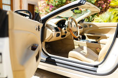 Jaguar Xkr Lizenzfreies Stockfoto