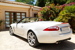 Jaguar Xkr Stockbild