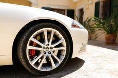 Jaguar XKR Stock Images