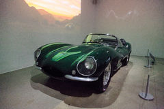 1956 Jaguar XKSS Royalty Free Stock Image