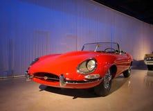 Jaguars Sport Car Stock Image