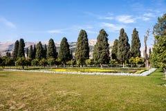 Jahan Nama garden Royalty Free Stock Photos