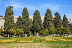 Jahan Nama garden Stock Photography