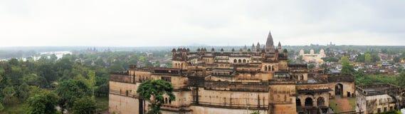 Jahangir Mahal maharaja palace, Orchha, India Stock Image
