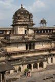 Jahangir Mahal in Orchha Royalty Free Stock Images