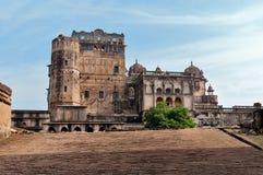 Jahangir Mahal or Orchha Palace Royalty Free Stock Images