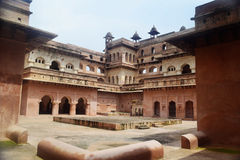 JAHANGIR MAHAL ORCHHA Royalty Free Stock Images