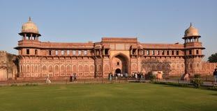 Jahangir pałac, Agra fort, India Zdjęcia Stock