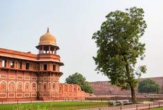 Jahangir pałac w forcie Agra Obrazy Royalty Free