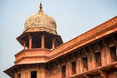 Jahangir pałac w forcie Agra Obraz Royalty Free