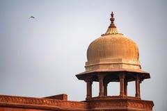Jahangir pałac w forcie Agra Zdjęcia Royalty Free