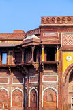 Jahangiri Mahal in Agra Red Fort stock photography