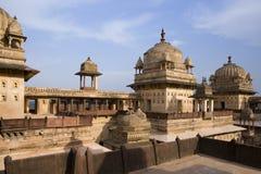 Jahangiri Mahal - Orchha - Madhya Pradesh - India Royalty Free Stock Image