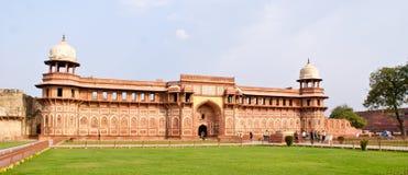 Jahangiri Mahal, un palais dans le fort d'Agra, Agra, Inde Photographie stock libre de droits