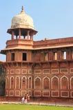 Jahangiri Mahal w Agra forcie, Uttar Pradesh, India Zdjęcia Stock