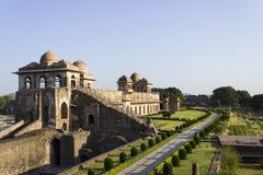 Jahaz Mahal Imágenes de archivo libres de regalías