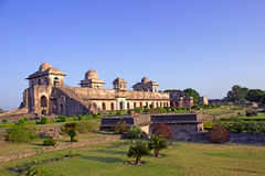 Jahaz Mahal - SHIP PALACE Stock Images