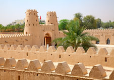 Jahili fort Stock Image