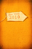 Jahr 2010 Lizenzfreies Stockbild