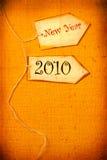 Jahr 2010 Stockbild