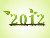 Jahr 2012 Lizenzfreie Stockbilder