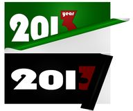 Jahr 2013 Stockbild