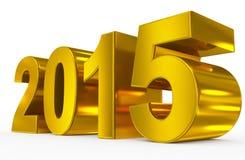 Jahr 2015 vektor abbildung