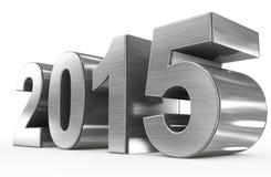 Jahr 2015 Stockfoto
