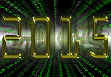Jahr Lizenzfreies Stockfoto