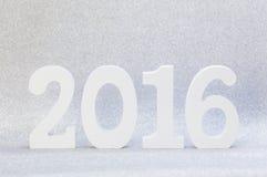 Jahr 2016 Stockbild