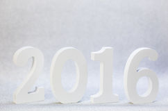 Jahr 2016 Stockfotografie