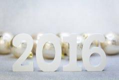 Jahr 2016 Stockbilder