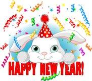 Jahr des Kaninchens Lizenzfreie Stockfotos