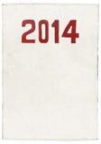 Jahr des Pferds 2014 Lizenzfreie Stockfotos