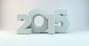 Jahr von 2015 Stockfoto