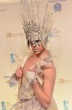 Jahrbuch Cirque du Soleils 'eine Nacht für einen Tropfen' Lizenzfreies Stockfoto