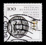 800 Jahre der deutschen Bestellung, serie, circa 1990 Stockfoto