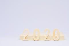 2020 Jahre der Zukunft Lizenzfreies Stockfoto