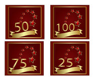 Jahrestag Lizenzfreie Stockfotografie