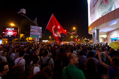 20. Jahrestag des Sivas-Massakers Lizenzfreie Stockfotografie