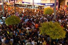 20. Jahrestag des Sivas-Massakers Lizenzfreie Stockfotos