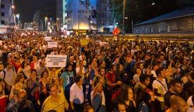 20. Jahrestag des Sivas-Massakers Stockfotografie