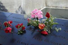15. Jahrestag von 9/11 3 Stockbilder