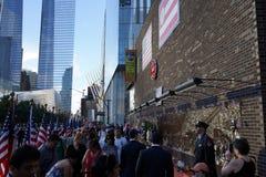 15. Jahrestag von 9/11 73 Stockbilder