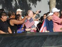 15. Jahrestag von 9/11 88 Lizenzfreies Stockbild