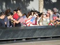 15. Jahrestag von 9/11 Teil 2 61 Stockbild